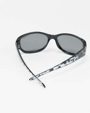Cancer Council Cadia Polarised - Sunglasses (Charcoal Tort & Smoke)