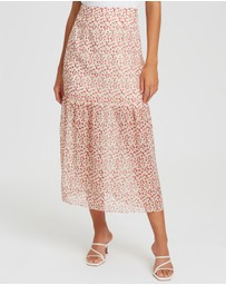 Calli - Miss Me Yet Midi Skirt