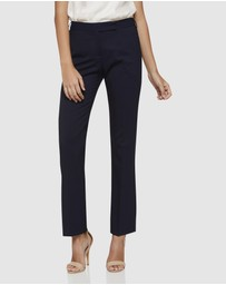 Oxford - Danica Wool Stretch Suit Trousers
