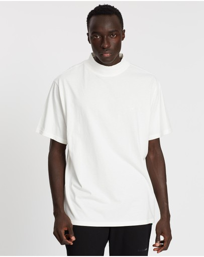 Rochambeau - Core Mock Neck Tee
