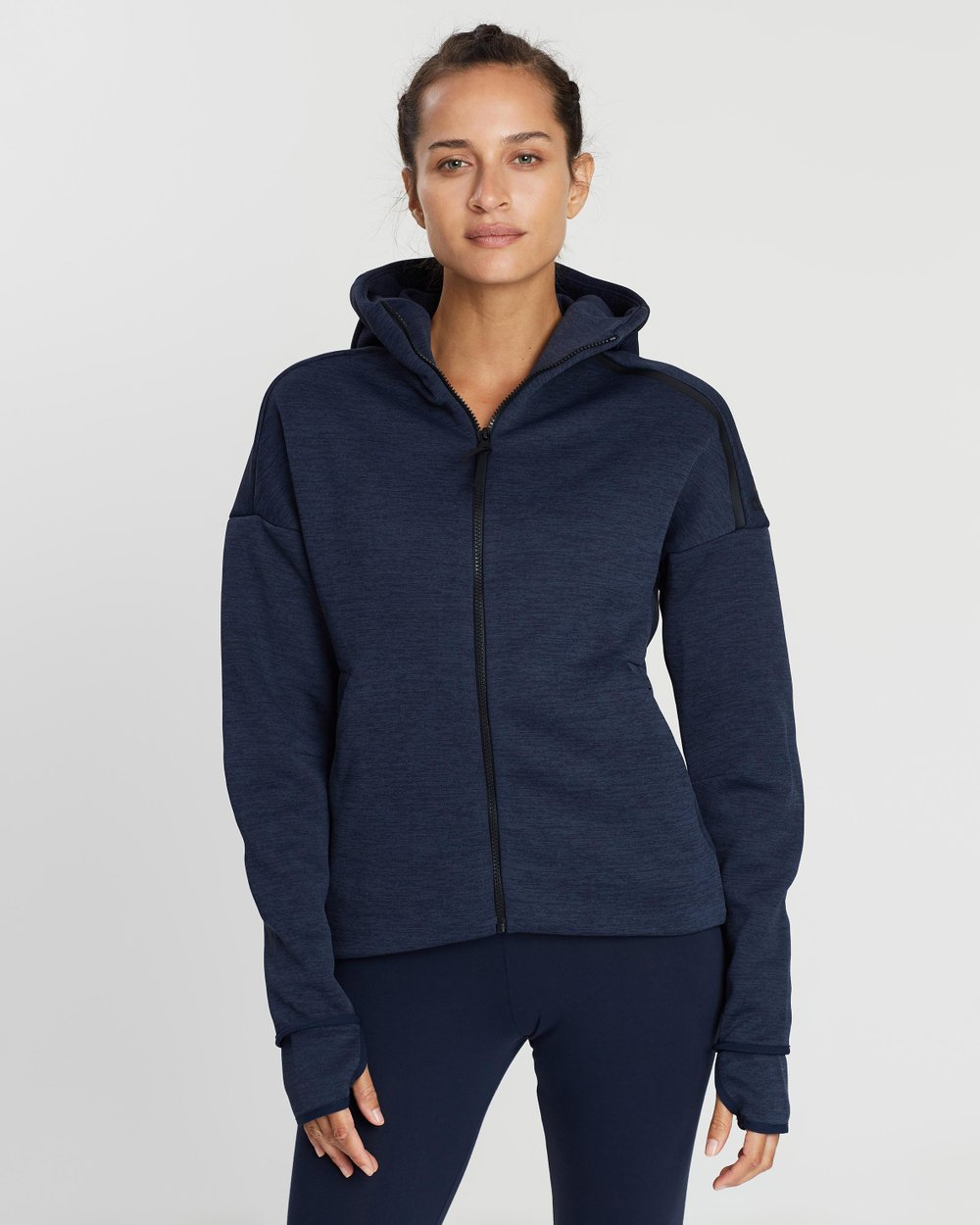 e3107e8e512 Z.N.E Fast Release Hoodie by adidas Performance Online