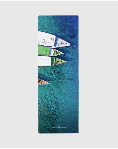Yoga Everywhere - Gili Trawangan Boats Yoga Mat