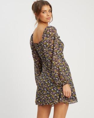 Savel Nikita Mini Dress - Dresses (Winter Garden)