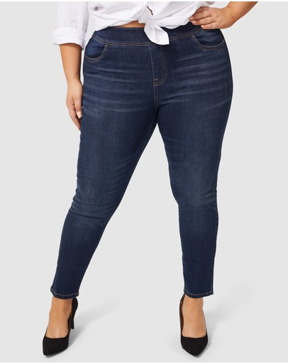 Indigo Tonic - India Lean Jeggings