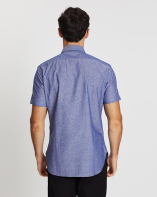 Kent and Curwen Casual Shirt - Casual shirts (Blue)