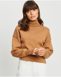 The Fated - Huse Slouchy Knit