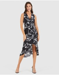 Cooper St - Your Own Way Drape Dress