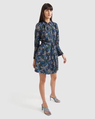 SABA Gala Cotton Mini Dress - Dresses (Multi)