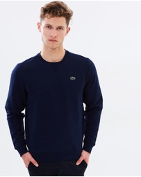 Lacoste - Basic Crew Neck Sweatshirt