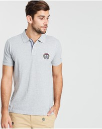 Tommy Hilfiger - WCC Solid Badge Regular Polo Shirt