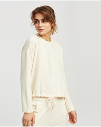Cotton On Body - Super Soft Draw Cord Crew
