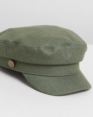 Ace Of Something Meera Cap - Hats (Khaki)