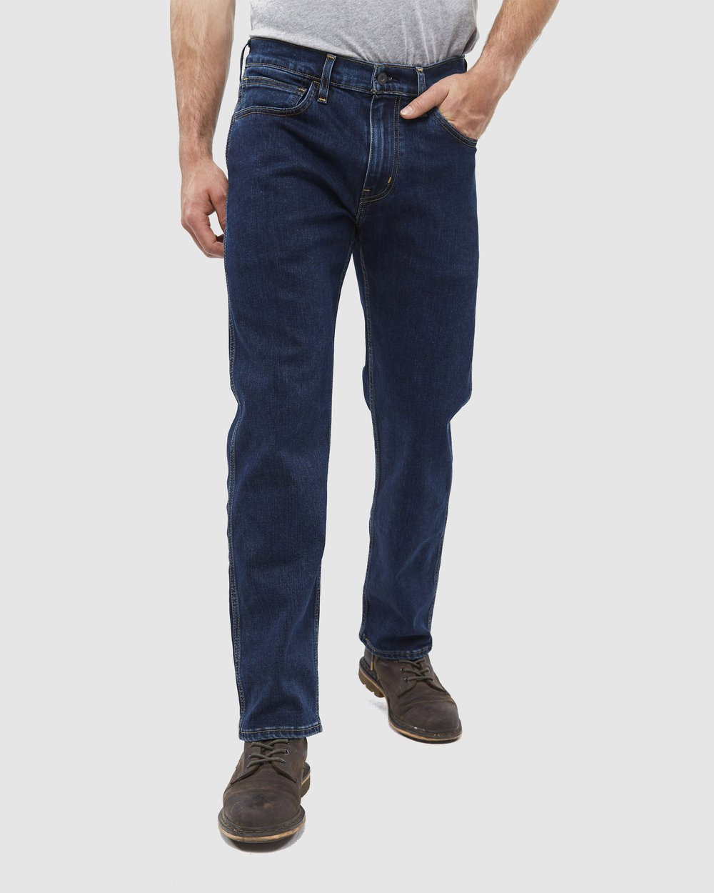 e70c1f6743 Workwear 505 Regular Fit Jeans by Levi's Online | THE ICONIC | Australia