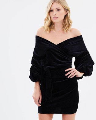 Lioness – Valley Of The Dolls Dress Black