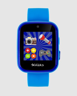Tikkers Interactive Watch - Smart Watches (Blue)
