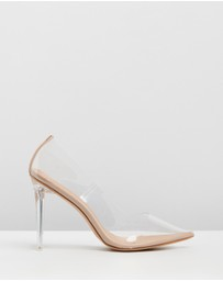 SPURR - Didi Clear Pumps