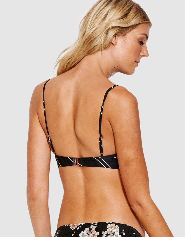 Seafolly - Splendour Fixed Tri Bra Bikini Top