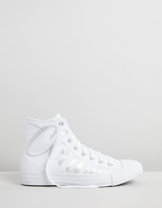Converse - Chuck Taylor All Star Iridescent Star - Women's