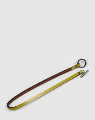 Marlafiji Jo Bracelet - Jewellery (Yellow)