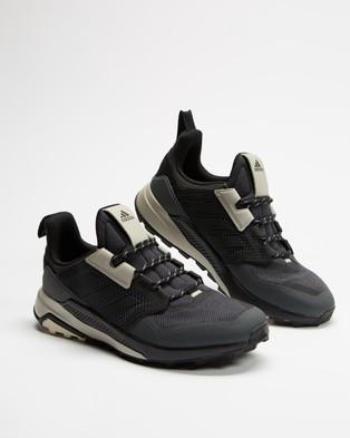 adidas Performance Terrex Trailmaker Hiking Shoes - Hiking & Trail (Core Black, Core Black & Aluminium)