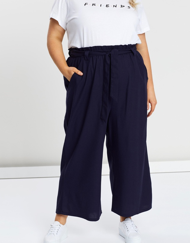 Cotton On - Curve Paper Bag Culottes