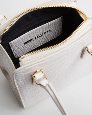 Poppy Lissiman - Crikey BB - Handbags (White) Crikey BB