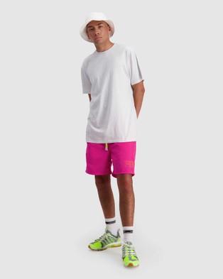 Huffer Staple Trunks Plasma - Shorts (PINK)