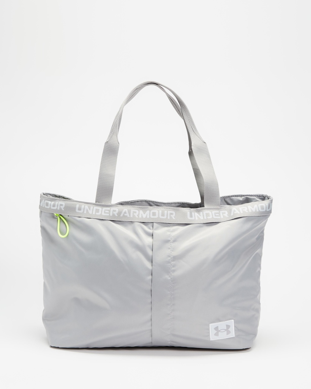 Under Armour Essentials Tote Bags Grey Wolf & Halo Grey