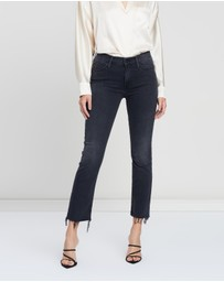 Mother Denim - Rascal Ankle Snippet Jeans