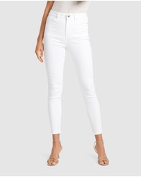 Forever New Petite - Bella Petite High Rise Sculpting Jeans