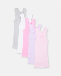 Bonds - 5-Pack Vests - Babies