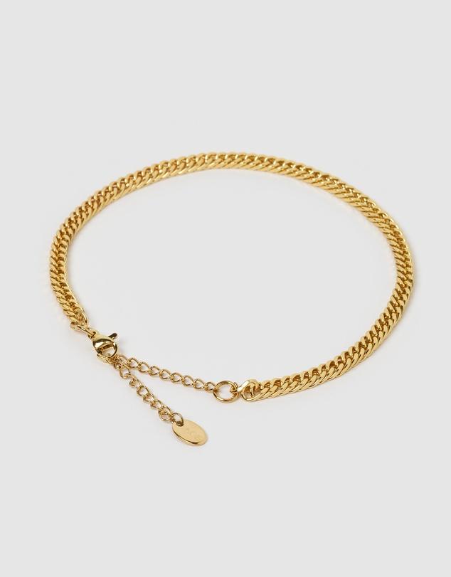 Women Madison Gold Anklet