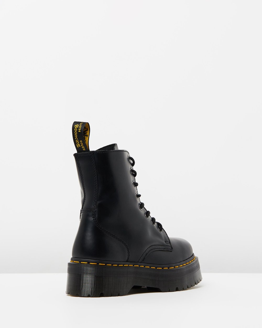 ef06cb4d73067 Jadon 8 - Eye Boots - Unisex by Dr Martens Online | THE ICONIC | Australia