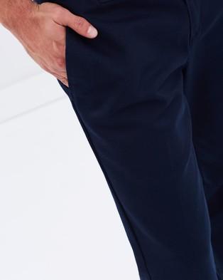 Dickies 872 Slim Straight Tapered Fit Pant - Pants (Navy)
