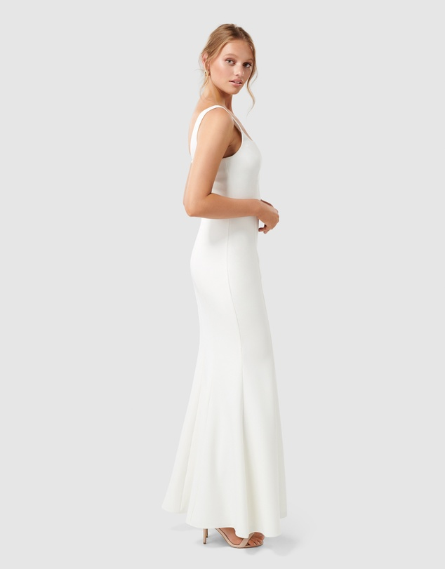 Forever New - Carmel Square Neck Gown