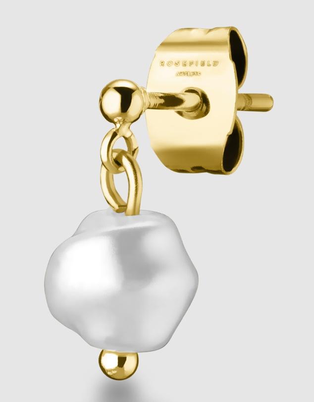 Women Pearl Stud Earrings
