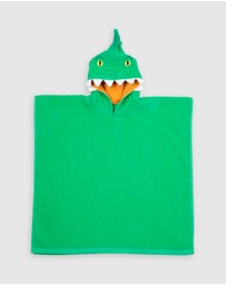 Sunnylife - Croc Kids Hooded Beach Towel