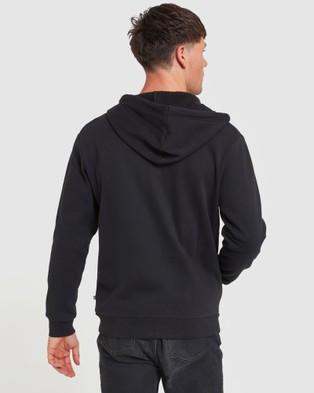 Fila Classic Zip Jacket - Coats & Jackets (Black)