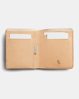 Bellroy Note Sleeve Premium - Wallets (Neutrals)