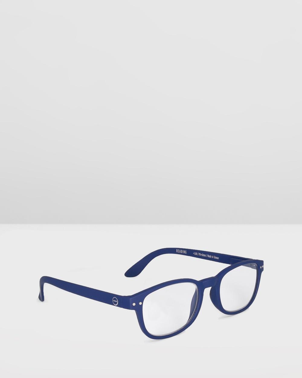 IZIPIZI Reading Collection B Optical Blue