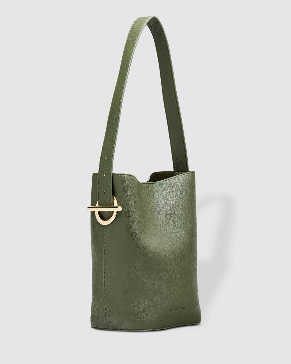 Louenhide Heidi Handbag Handbags Khaki