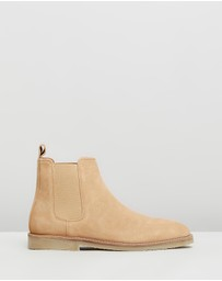 Staple Superior - Malmo Suede Gusset Boots