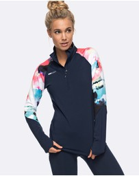 Roxy - Womens Keep It Warm 2 Long Sleeve Top