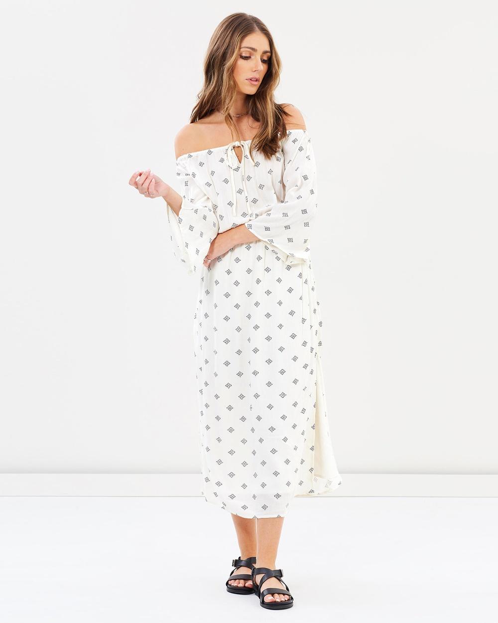 Amuse Society Cruz Dress Printed Dresses Casablanca Cruz Dress
