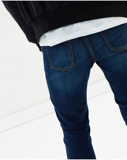 Outland Denim Dusty Jeans Bondi Blue