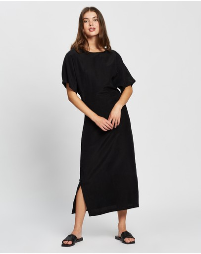 Assembly Label - Ivy Kimono Sleeves Dress