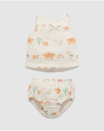 Purebaby - Two-Piece Set - Babies
