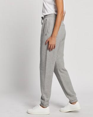 Sweaty Betty Essentials Jogger Pants - Track Pants (Mid Grey Marl)