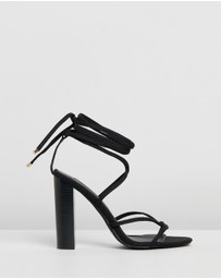 Billini - Lana Strappy Block Heels