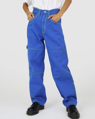 Dakota501 Carpenter Pant - Relaxed Jeans (Cobalt)